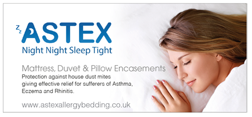Go to Astex Allergy Bedding Home Page
